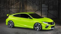 Will Honda also launch a two-door variant of its next Civic?