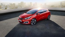 The design of the Kia Cee'd is expected to be sleeker than the old one