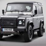 Land Rover Defender 2 000 000 front