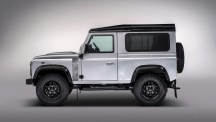 Land Rover Defender 2 000 000 side