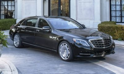 Mercedes-Maybach S600... the ultimate S-Class