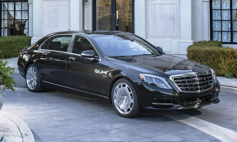 record chinese sales for mercedes maybach. Black Bedroom Furniture Sets. Home Design Ideas