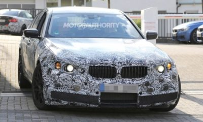 The new BMW M5 should use an updated version of the current 4,4-litre V8