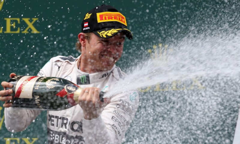 Austrian GP 2015: Rosberg's near-flawless display