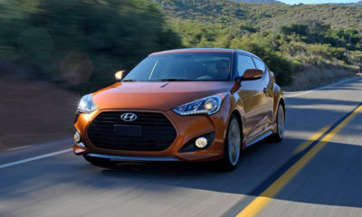 Hyundai Veloster Turbo now in SA