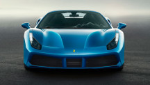 Also features the 488 GTB's active aero