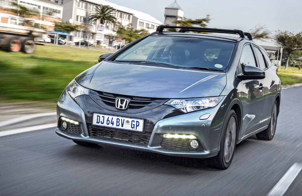 long term introduction honda civic tourer 1 8 executive. Black Bedroom Furniture Sets. Home Design Ideas