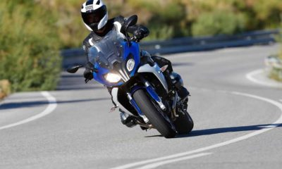 BMW R 1200 RS front