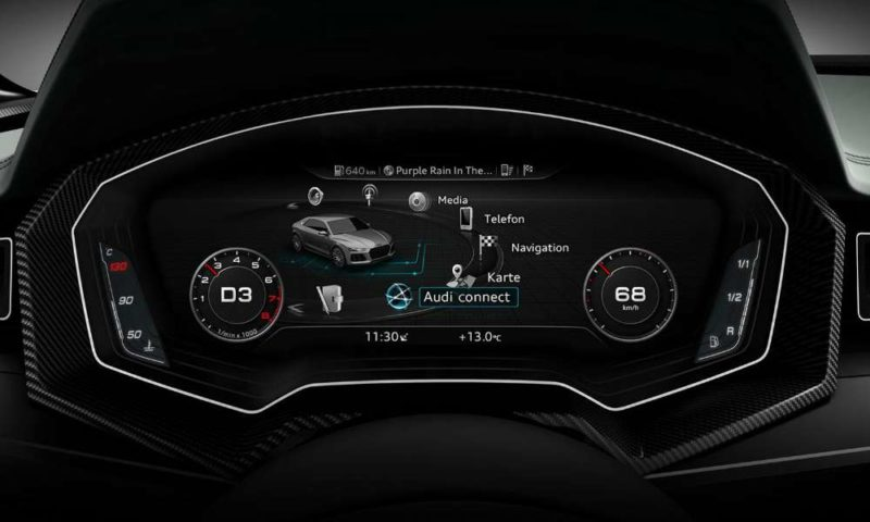 audi a3 facelift will include virtual cockpit - car magazine