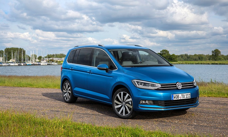driven volkswagen touran 1 4 tsi car magazine. Black Bedroom Furniture Sets. Home Design Ideas