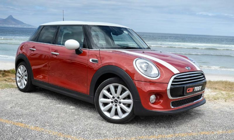 Mini Cooper 5-door AT Road Test