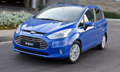Ford B-Max front