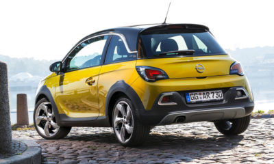 The Opel Adam Rocks will arrive in SA before year end