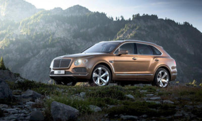 Bentley Bentayga: R3,98-million