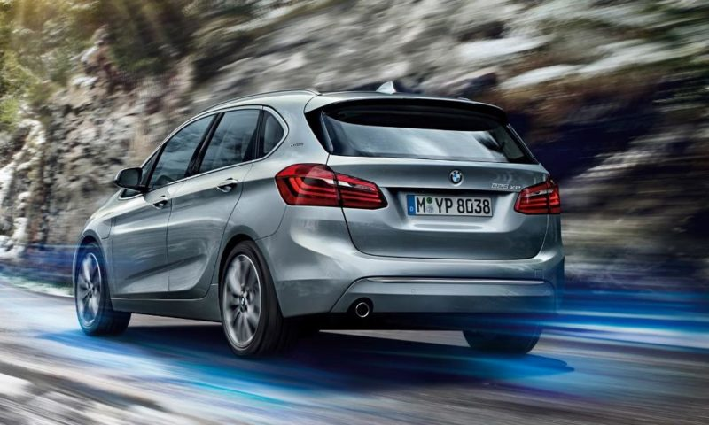 BMW 225xe Announced