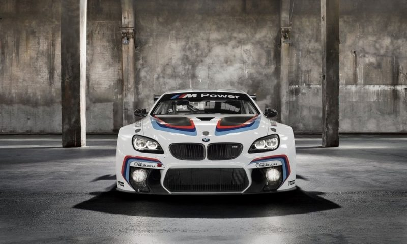 BMW M6 GT3 front