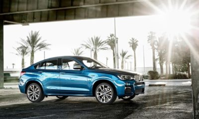 BMW X4 M40i officially revealed