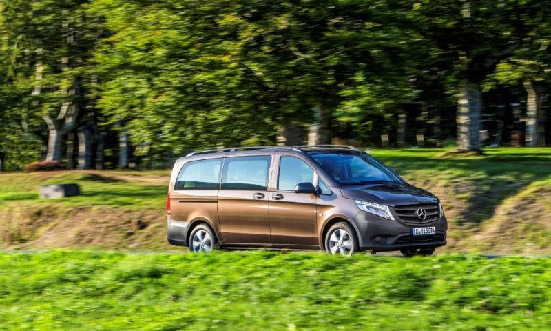 DRIVEN: Mercedes-Benz Vito