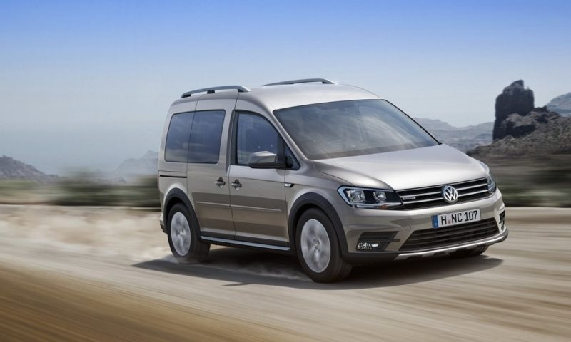 VW Alltrack to replace the Cross Caddy