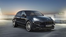 Hamann gets its hands on the Porsche Macan S Diesel