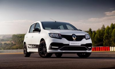 Renault Sandero RS Revealed