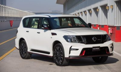 The Nismo Patrol Revealed for the Middle-East Market