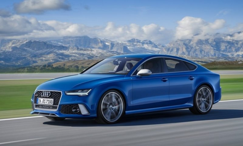 Audi RS6 and RS7 Performance Revealed