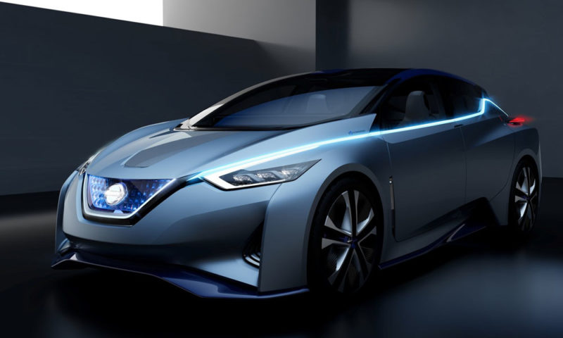 Nissan IDS front
