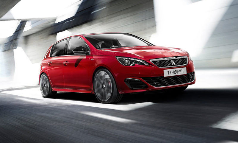The 2016 Peugeot 308 GTi strikes a neat comfort/performance balance