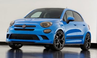 Fiat shows off its 500X Chicane and Mobe Concepts
