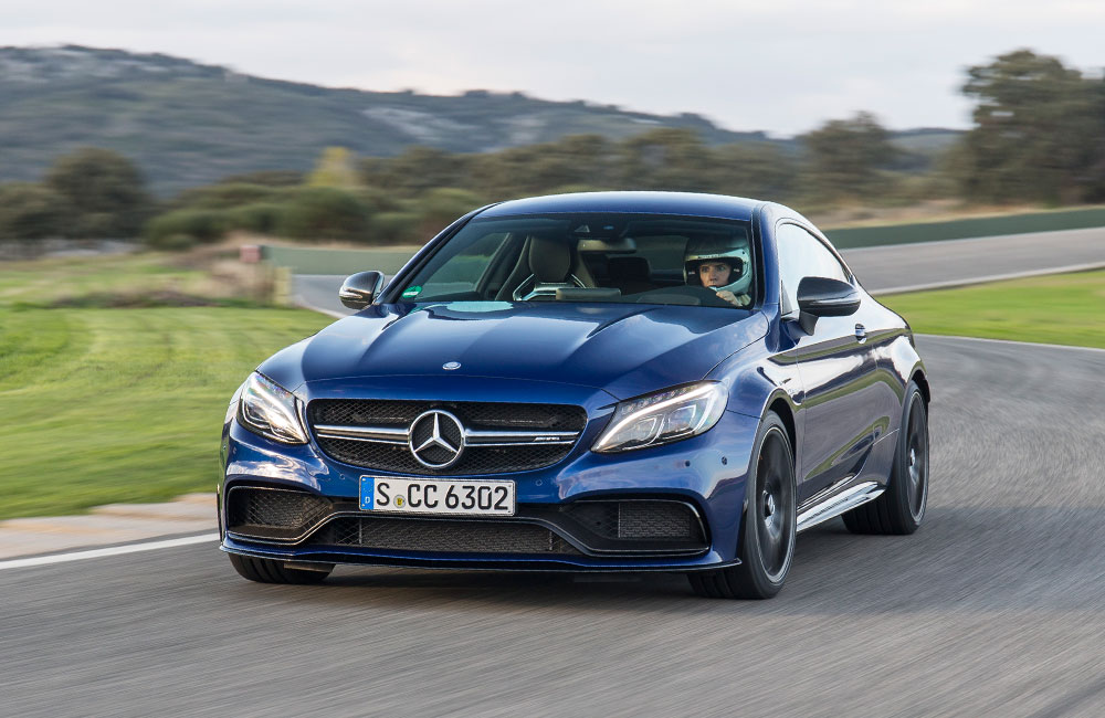 driven mercedes amg c63s coup car magazine. Black Bedroom Furniture Sets. Home Design Ideas