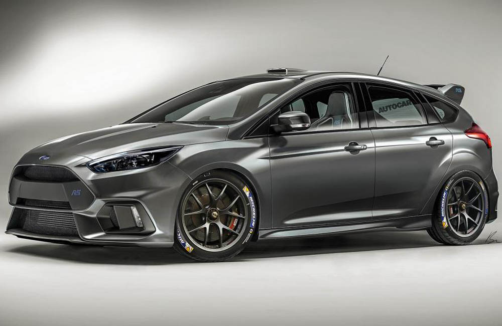 Hardcore Ford Focus RS on the way?