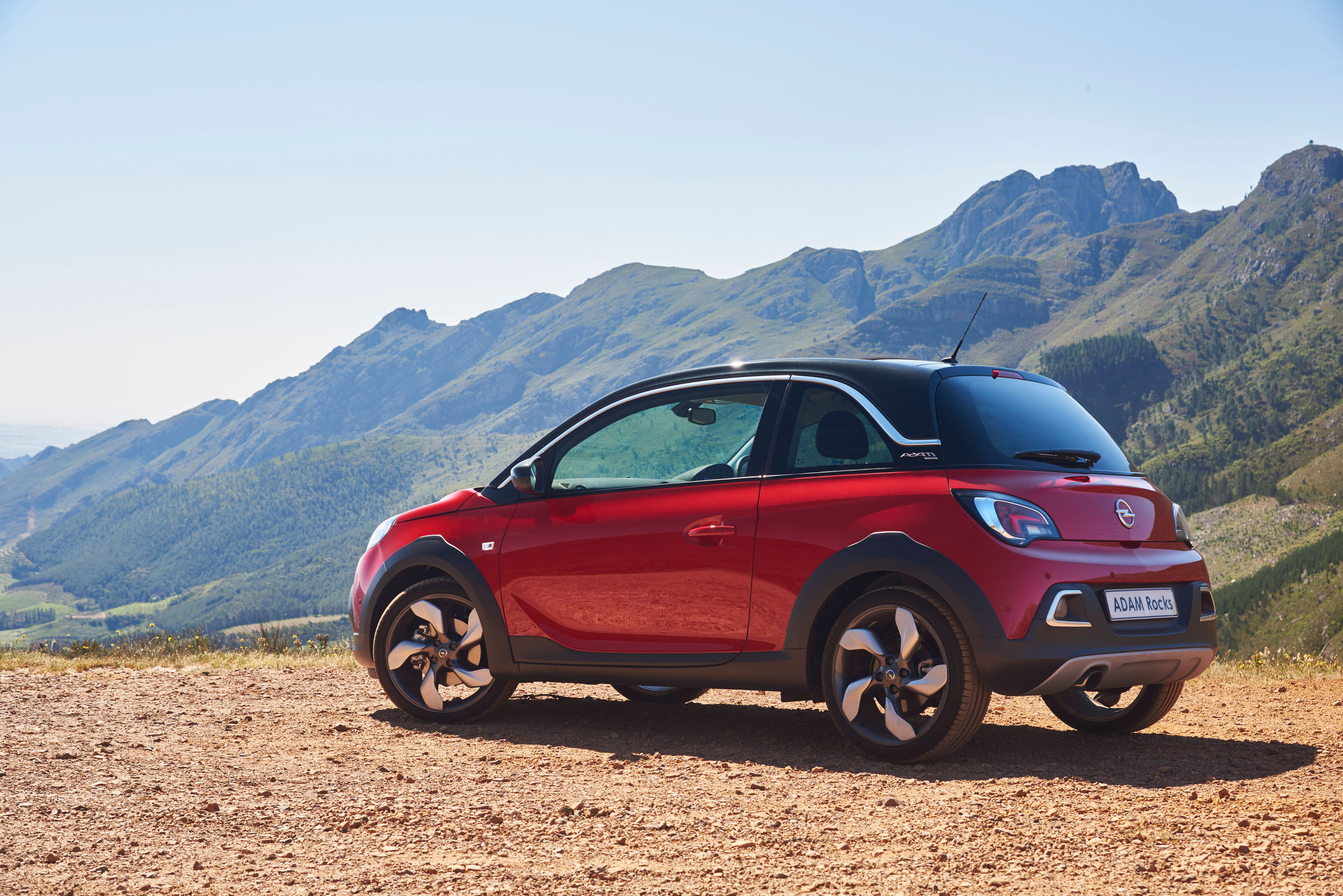 driven opel adam rocks 1 0t ecoflex car magazine. Black Bedroom Furniture Sets. Home Design Ideas