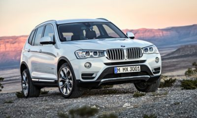 BMW Group to produce next gen X3 in South Africa