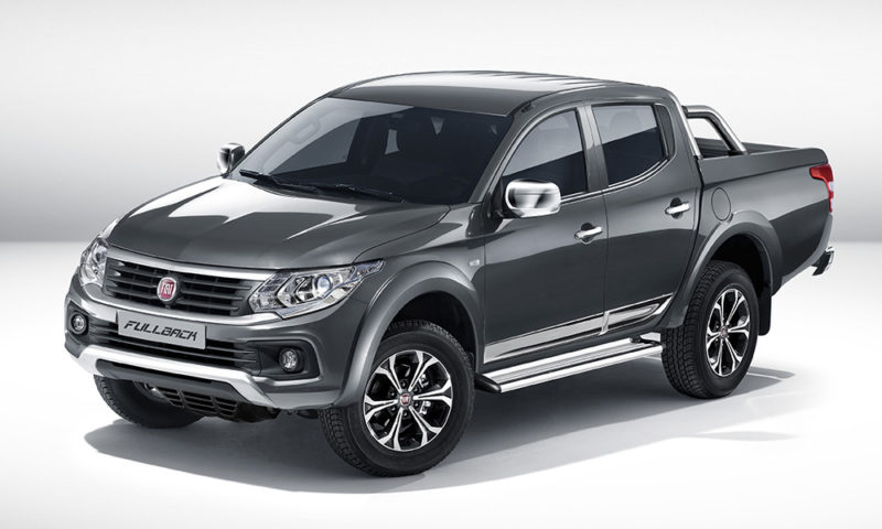 Fiat's Triton-based Fullback arrives Q3 2016
