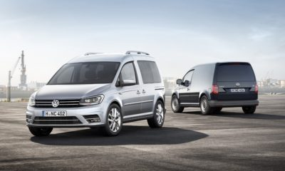 New Volkswagen Caddy arrives in SA