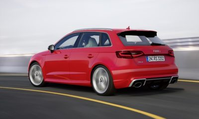 Audi RS3 Sportback Local Pricing Revealed