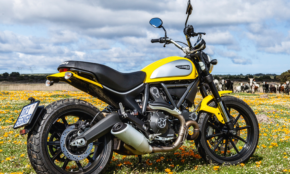 Ducati Scrambler Icon Car Magazine