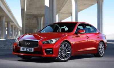 Infiniti Upgrades the Q50 for 2016