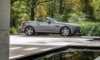 Mercedes-Benz SLC revealed