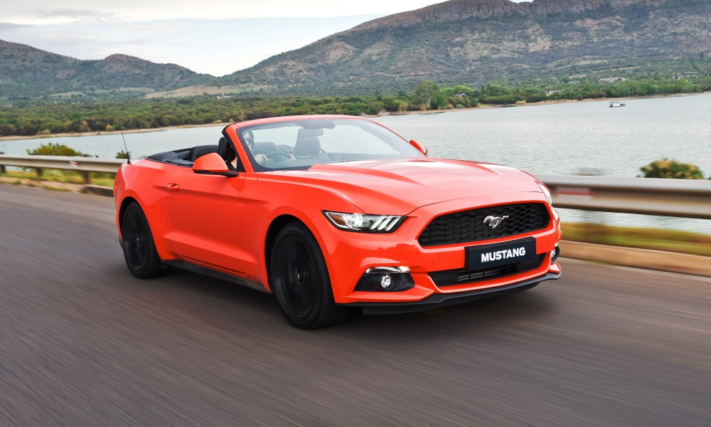 ford mustang pricing released car magazine. Black Bedroom Furniture Sets. Home Design Ideas