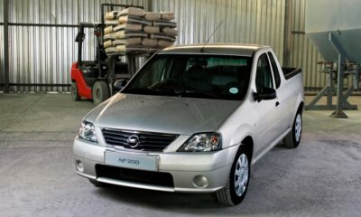 Nissan NP200 Upgraded