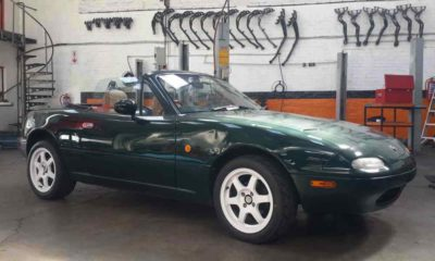 Project MX-5: Update 4 (Breathe in and out)