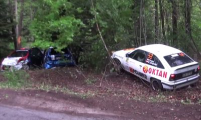 This Polish Rally Stage Takes no Prisoners [video]