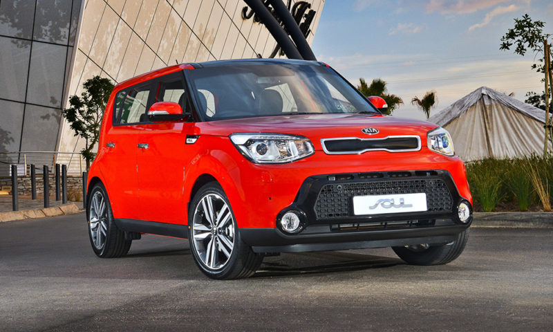 Kia has now equipped its range-topping diesel model with a new dual-clutch transmission