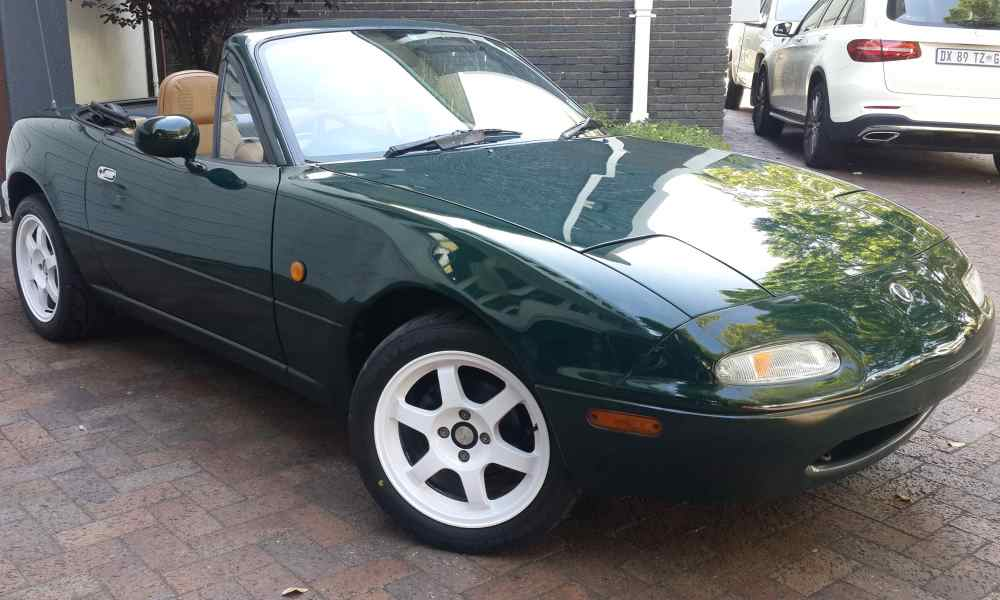 Project MX-5: Part 5 (Shiny and new)