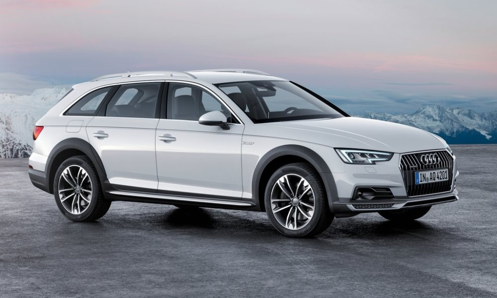 Audi A4 gets the Allroad treatment