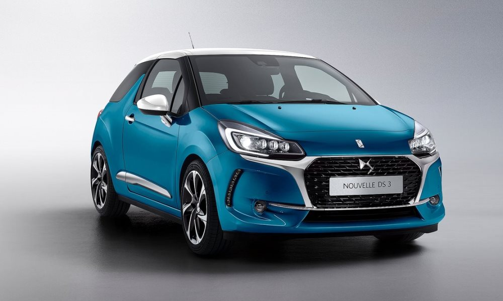 Citroen DS3 receives another facelift