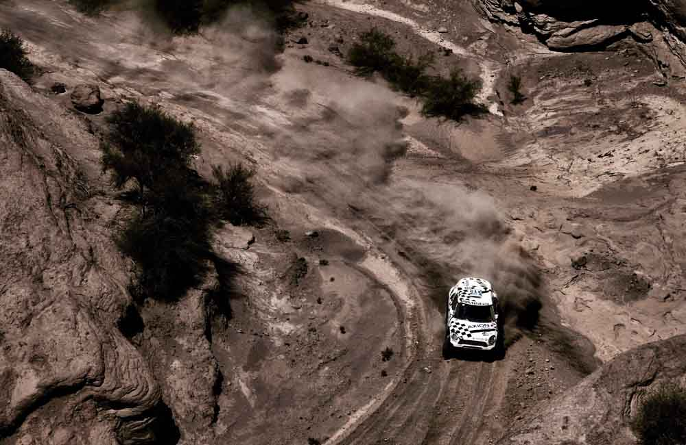 Dakar Stage 12 Mini