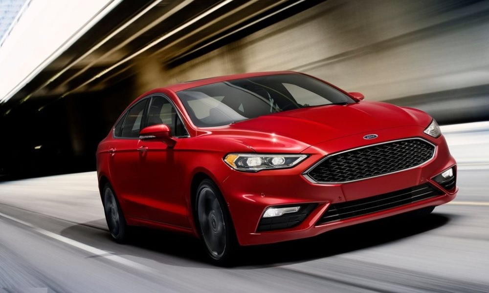 Ford spices up the Fusion with a V6